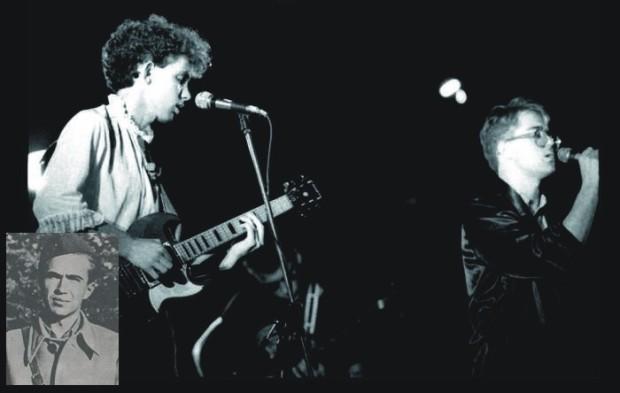 Punk bend Ivo Partizan, nazvan po hrvatskom narodnom heroju Ivi Loli Ribaru na festivalu u Jarocinu, 1986. Kritičari su ih opisivali kao hibrid brechtovskog teatra i Joy Divisiona.