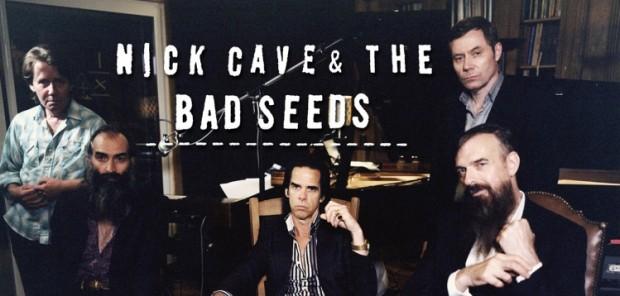 Aktualna postava The Bad Seedsa, bez 'povratnika' Barryja Adamsona