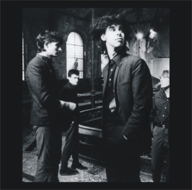 Boys Next Door na samom početku: Rowland S. Howard, Mick Harvey, Nick Cave i Phil Calvert