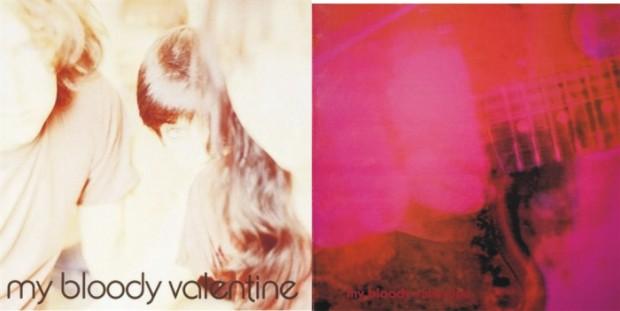 Regularni albumi sastava My Bloody Valentine: Isn't Snithing? i Loveless. Treći se tek mora izboriti za ovo počasno mjesto.
