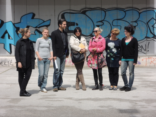 Članice Platforme Doma mladih