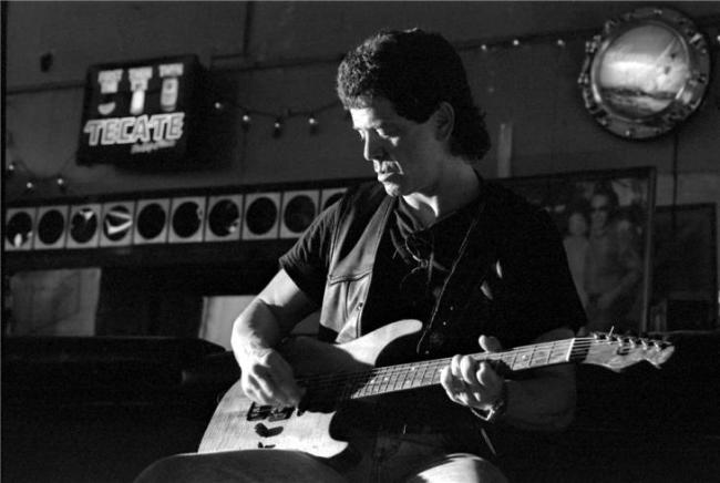 Lou Reed u vrijeme izlaska albuma 'New York'