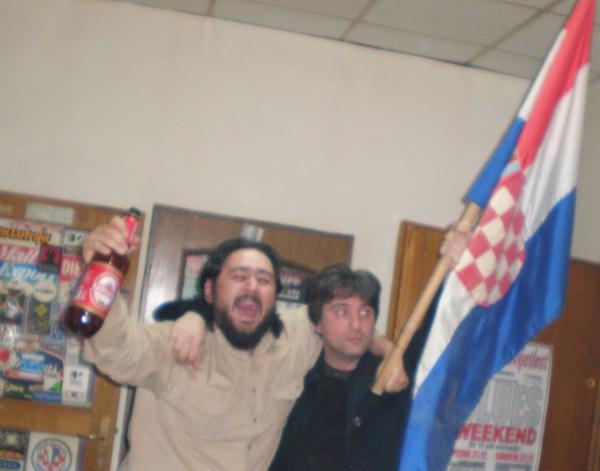 Burzum i moja malenkost, negdje početkom 2007.