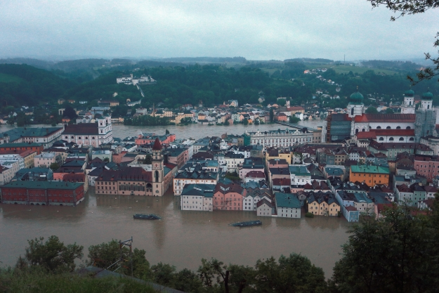 Njemačka - Dunav i dalje raste!