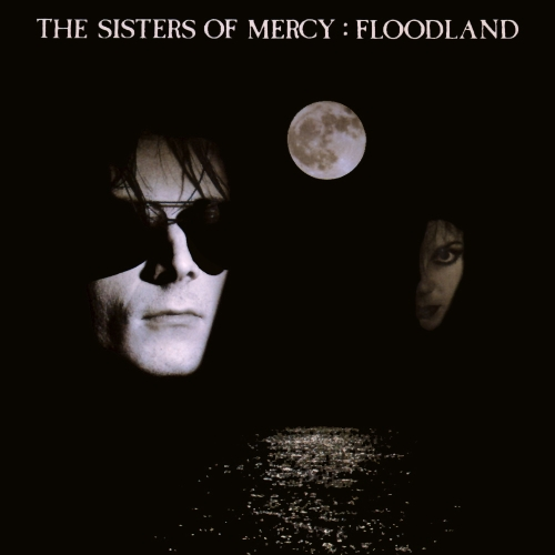 The Sisters Of Mercy - Floodland - Front