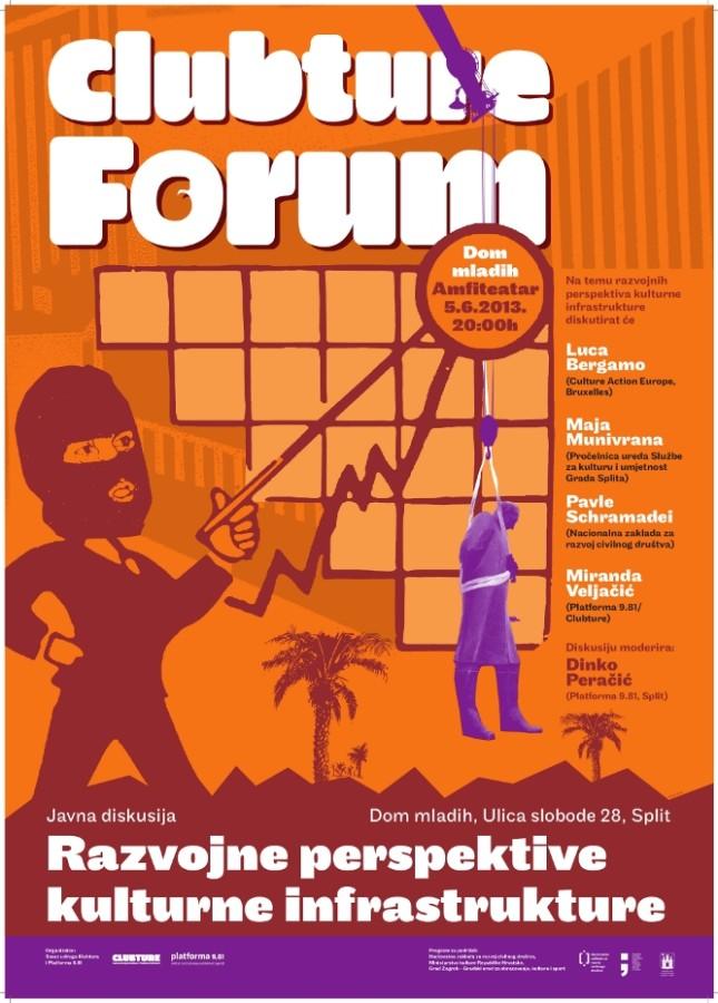 plakat_Clubture_forum