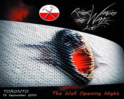 2010 - The Wall Opening Night CD1
