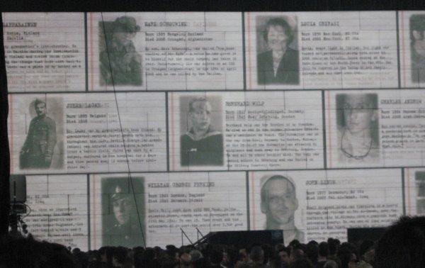 Nasumično posložene žrtve novovjekih ratova, terora i državnih represija. (Foto: Vjeran Stojanac)