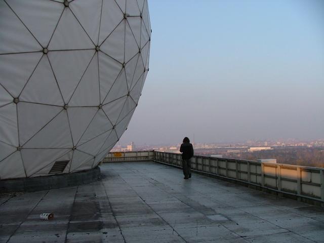 Jedna ord rijekih preostalih radarskih kupola