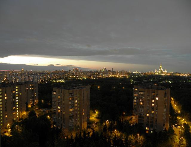 Krije li se ispod parkova i nebodera jugozapadne Moskve čitav tajni podzemni grad?