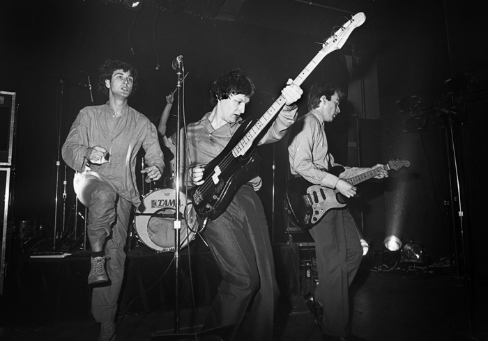 Gang of Four, Irving Plaza, NYC, 1980. Tako je to izgledalo prije 33 godine!