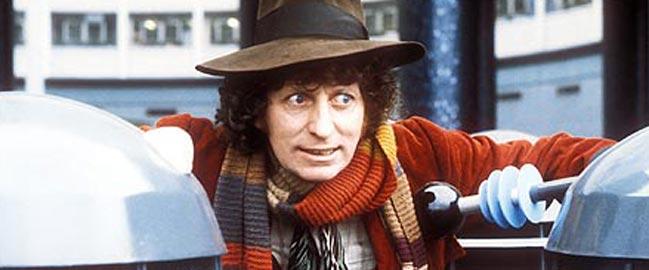 Tom Baker kao 'četvrti Doctor' (1974 - 1981), po mnogima još uvijek nenadmašen!