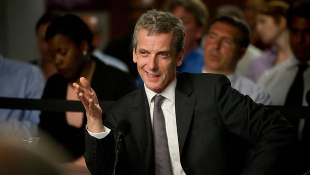 Peter Capaldi, po mišljenju potpisnika ovih redaka, najbolji i najizgledniji kandidat!