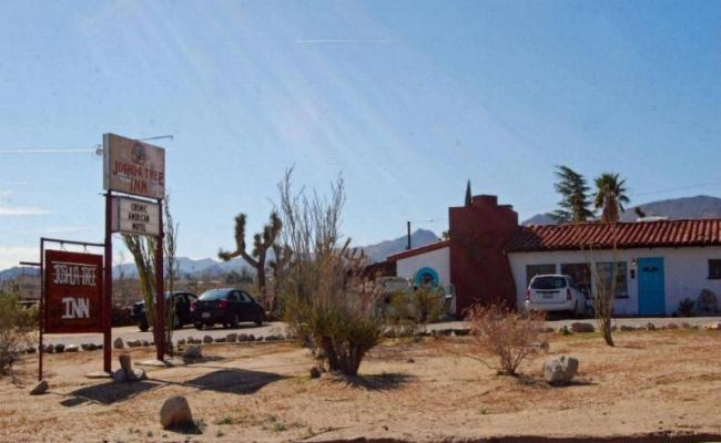 Motel 'Joshua Tree Inn' u istoimenom nacionalnom parku na granici pustinja Mojave i Colorado