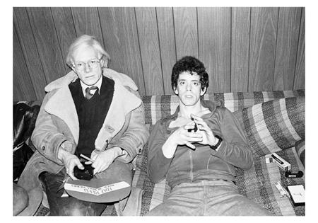 Andy i bivši pulen, nedje početkom osamdesetih