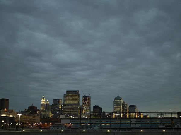 Gorgon (South Manhattan). Photo: Lou Reed, 2005.
