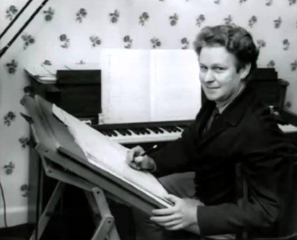 "Ron Grainer, kompozitor naslovne melodije serije ""Doctor Who"". (Foto: BBC)"