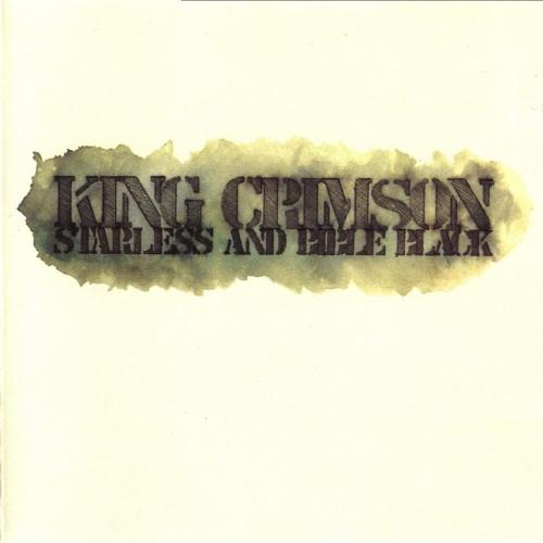 Fraza 'Starless and Bible Black', koja se javlja u formi naslova predzadnjeg studijskog albuma prve inkarnacije sastava King Crimson, te u pjesmi 'Starless' sa idućeg ostvafrenja 'Red' jest Dylanova poetska figura iz radio drame 'Under Milk Wood'