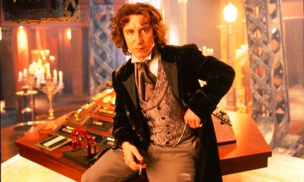 Tijekom šesnaestogodišnje praznine između izvornog i obnovljenog BBC-jevog serijala, smiljen je igani film Doctor Who (The Enemy Within), gdje ga u osmoj inkarnaciji igra Paul McGann. Također se javlja u kratkoj epizodi The Night of the Docotr, u biti najavi jubilarca emitiranog 23. 11. ove godine, gdje se uvođenjem međuinkarncije u vidu 'Ratnog Doctora' (tumači ga John Hurt) pojašnjavaju neke nejasnoće o naravi i sudbini osme inkarnacije.