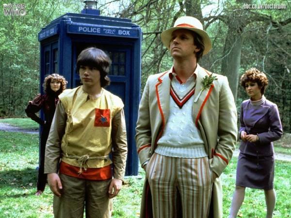 Petu inkarnaciju Doctora tumači Peter Davison, a svojom je jednostavnošću i ljudskošću sušta suprotnost Tomu Bakeru, što se uočava i izborom njegove odjeće, svedene na jednostavno odijelo za kriket. Nakon smrti suputnika Adrica, postati će prilično sakrastičan i ciničan. Naizgled mu je nedostajalo odlučnosti svojih prethodnika, pa je dvojbe često rješavao bacanjem novčića.