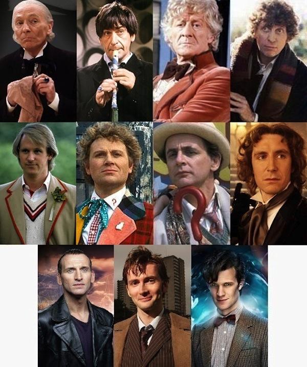Fenomen Doctora Whoa izašao je i iz filmskog i televizijskog medija u onaj književni – objavljena su brojna djela u ovom serijalu.
