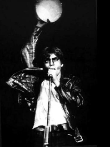 Peter Gabriel kao Rael