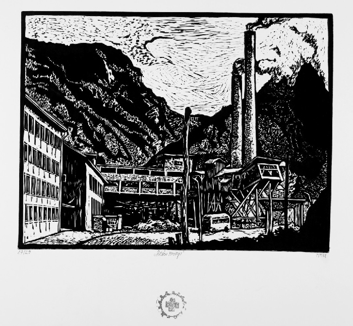 Rdeči revirji: Cementarna Trbovlje (1981.)
