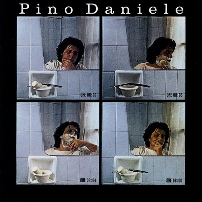 Pino Daniele - Pino Daniele 1979 - Front