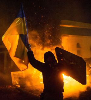 TOPSHOTS-UKRAINE-EU-RUSSIA-UNREST-POLITICS