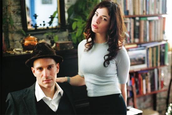 Oren Bloedow i Jennifer Charles