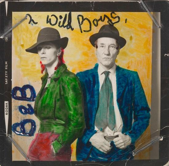 B. & B. (Bowie & Burroughs, 1974.)