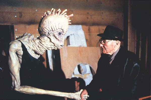 Jeste li ovako zamišljali mugwumpa? (Burroughs na snimanju 'Naked Luncha' pod redateljskom palicom Davida Cronenberga