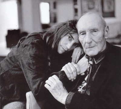 Patti Smith i Bill Burroughs