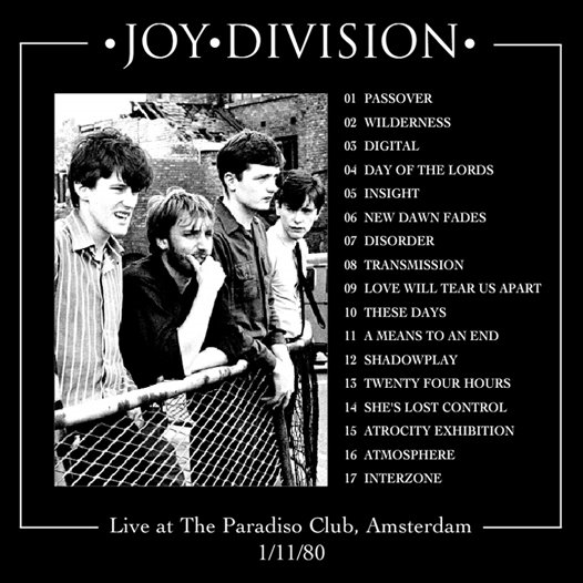 JoyDivisionCover