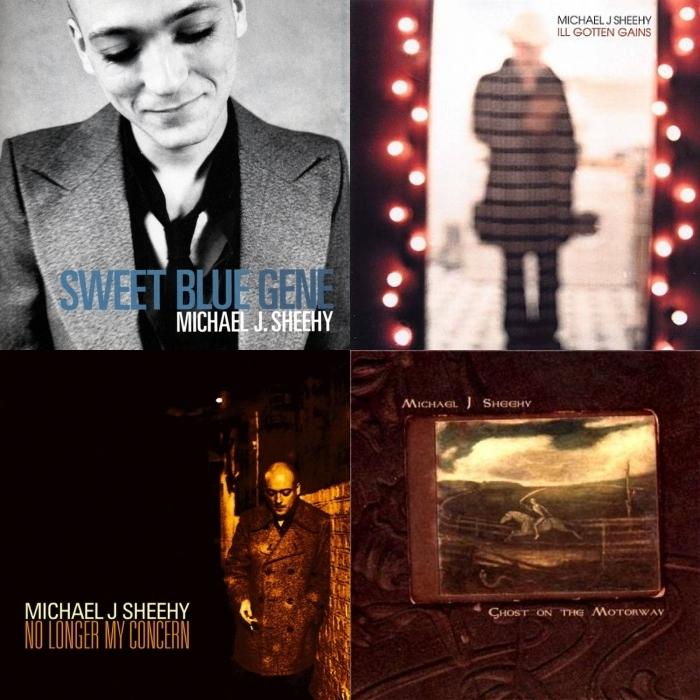 Ključni albumi Sheehyjeve samostalne karijere, s početka milenija
