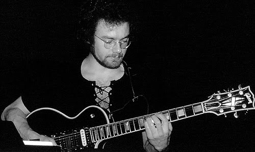 gospodin Robert Fripp, 1971.