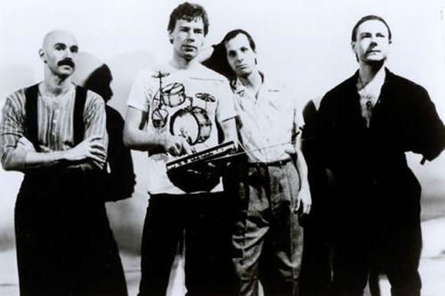 Crimsoni u doba albuma 'Discipline', 'Beat' i 'Three of the Perfect Pair': Tony Levin, Bill Brufford, Adrian belew i Robert Fripp!