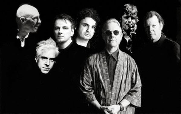 Zasad zadnja i aktualna postava King Crimsona koja će se oglasiti u rujnu 2014.