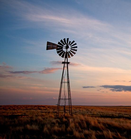 PrairieWindmill