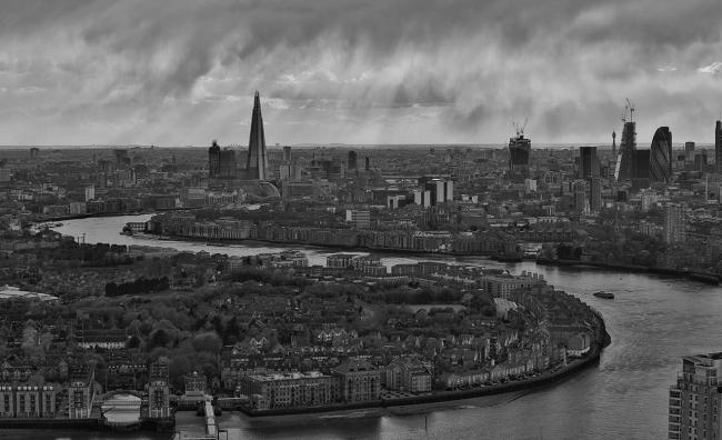 Rain-over-London