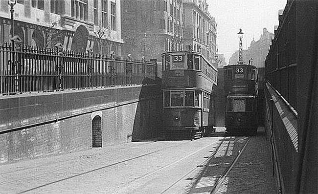 Tramvajski tunel u ulici Kingsway