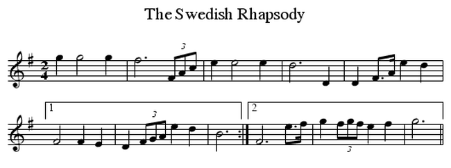 02 swedish rapsody
