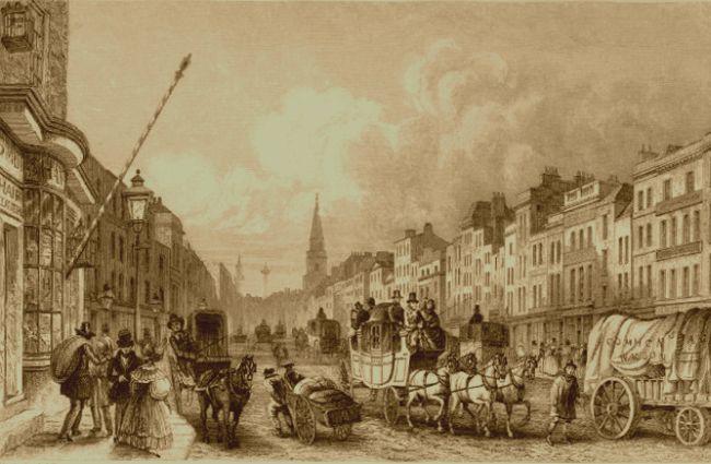 Whitechapel High Street
