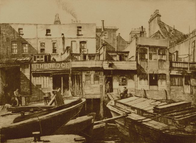 Limehouse: Opium Dens, Gin Houses & Prostitutes