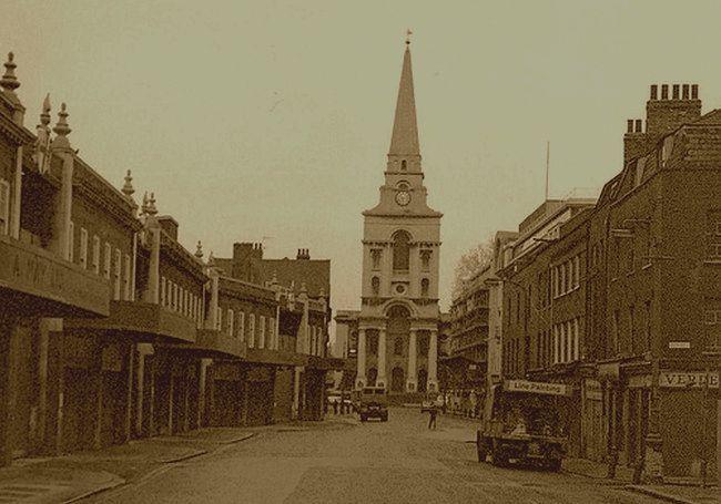 Hawksmoor's Christ Church, Spitalfields