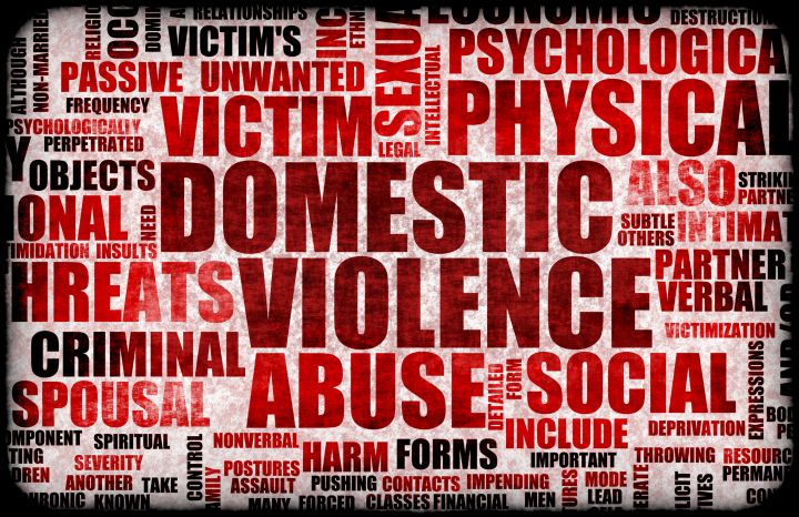 Domestic Violence Abuse in Many Forms Background
