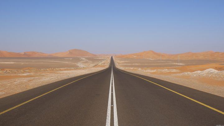 road-desert-2560x1440