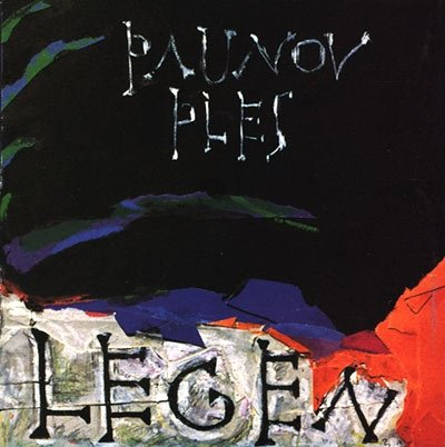 Legen - Paunov ples
